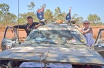 Two of the Angels and Heaven on Wheels, on the Gibb River Road