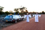 Angels outside of Longreach, Qld (taken by Gavin Little Photography)